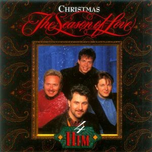 Christmas favorites 4 the season of love by 4him for Love is a four letter word album cover