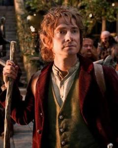 Martin Freeman Bilbo small size