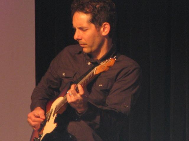 Guitar dude whose name I didn't get