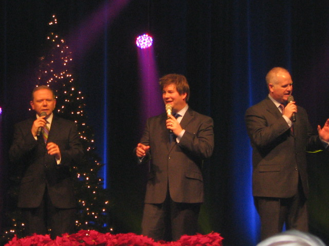 Booth Brothers Christmas Tour