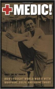 Medic, book cover