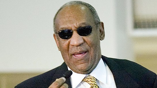 Bill Cosby public domain image