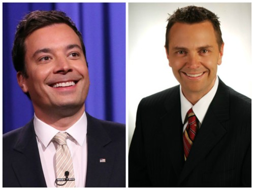 Scott Fowler and Jimmy Fallon comparison
