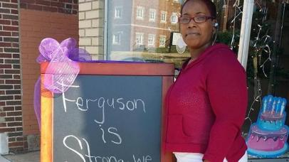 Ferguson bakery owner