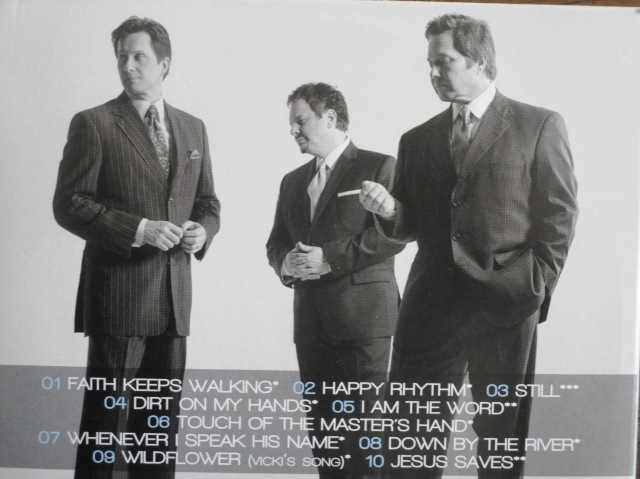 Booth Brothers Still back cover