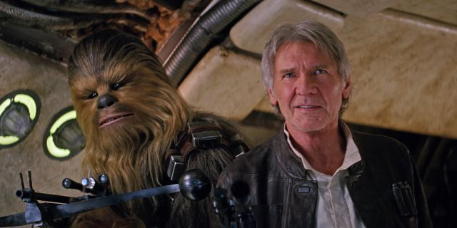 Top 5 Movies, 2015, The Force Awakens