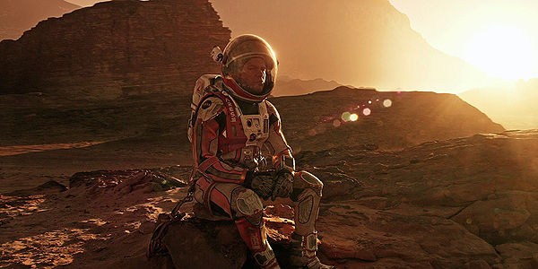 Top 5 Movies, 2015, The Martian