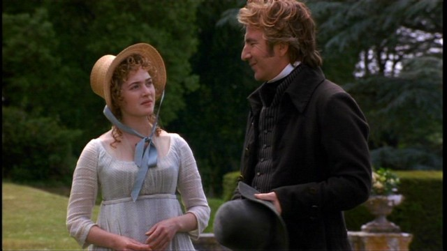 Alan Rickman in Sense and Sensibility